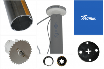 Sonesse 30 wirefree kit voor elektrische rolgordijnen