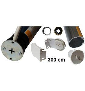 TS40 IO | Sonesse IO rolgordijn kit max 300 cm breedte