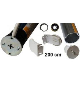 TS40 IO | Sonesse IO rolgordijn kit max 200 cm breedte
