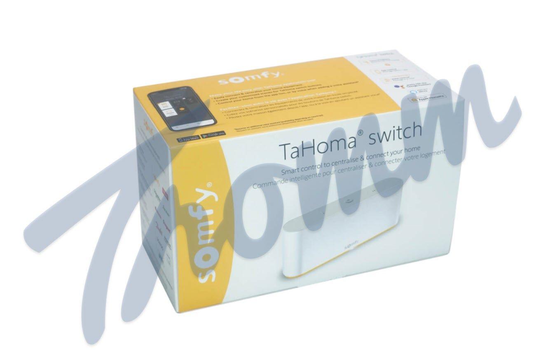 De belangrijkste verschillen tussen de Tahoma 2.0 en de Tahoma Switch - dit zijn ze